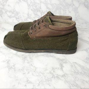 Toms Wool Chukka Boots